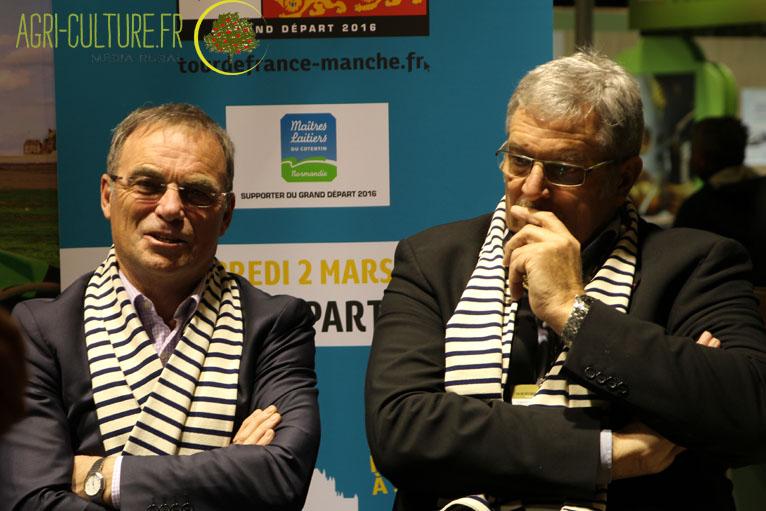 Sia 2016 regards de normands sur la crise agricole agri for Chambre agriculture manche