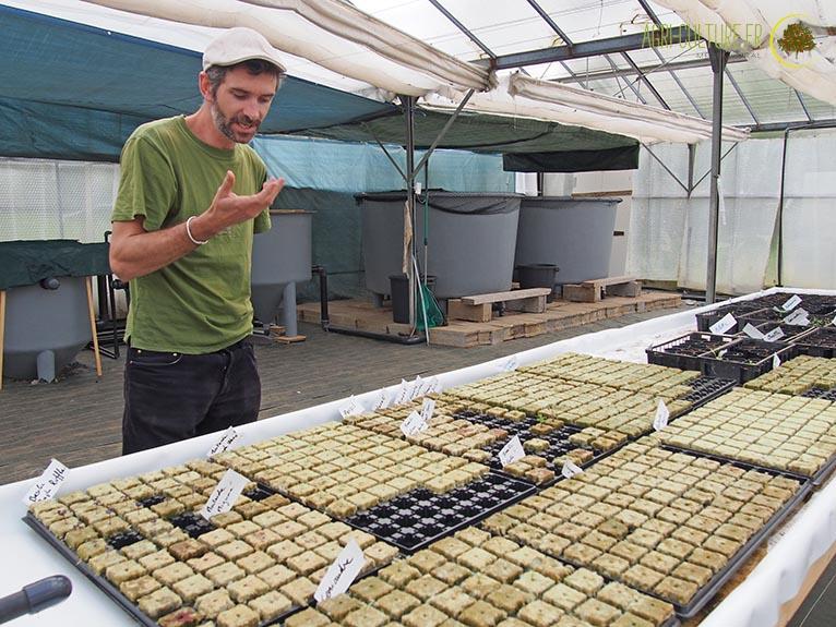 L aquaponie prend enfin racine en normandie agri culture for 6 jardin guillaume bouzignac