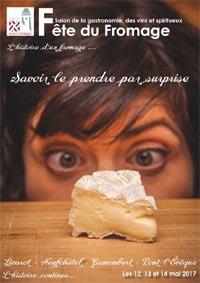 F te du fromage pont l 39 ev que agri culture for Salon gastronomie pont l eveque