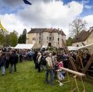 Les Médiévales d'Harcourt : bienvenue au Moyen-Age