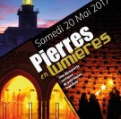 Programme Pierres en Lumières 2017 dans la Manche Normandie