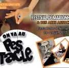 On va au Pestacle 2017 Evreux marionnettes