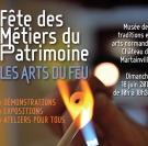 Fête des métiers du Patrimoine au Château de Martainville
