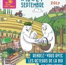 Manger bio et local, c'est l'idéal ! 2017 normandie