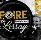 La Foire Sainte-Croix de Lessay 2017