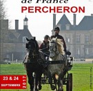 Championnat de France du cheval Percheron 2017 haras du Pin