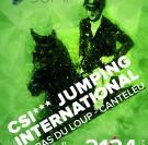 Happy Jump, concours de saut 3 étoiles, à Canteleu CSO CSI ***
