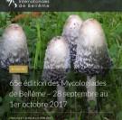 Les Mycologiades Internationales de Bellême 2017