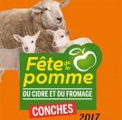 Fête de la Pomme, du Cidre et du Fromage à Conches-en-Ouche 2017