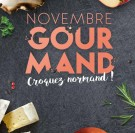 A Caen, novembre sera gourmand !