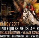18e Concours Equi Seine à Rouen