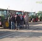 Manifestations de la FNSEA et les Jeunes Agriculteurs contre le Mercosur