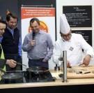 Filière sarrasin 100 % normandie galette blé noir flyin chef saveurs de normandie