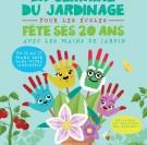 La semaine du jardinage pour les écoles fête ses 20 ans
