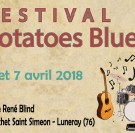 Potatoe Blues Festival 2018 Gruchet St Siméon