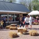 De l'artisanat et de produits locaux à la ferme à Bréauté