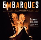 Les Embarqués, un nouveau festival de théâtre de rue en Normandie
