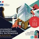 Les 35e Journees europeennes du patrimoine en Normandie