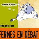 Fermes en débat en Normandie