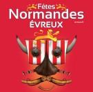 A Evreux, les Fêtes Normandes accueillent les Vikings