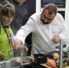 cuisine gastronomie stéphane carbone oeuvres caritatives diner des chefs