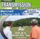 """Dans l'Orne, un forum """"De la reflexion a la transmission de son exploitation"""""""