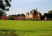 Le château de Martainville musée des traditions normandes. (Photo : B.Delabre)