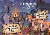Festival Cidre & Dragon à Merville-Franceville