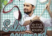 Rouen : le Salon Gourmand ouvre ses portes
