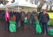 Saint-Lô Agglo : 5000 arbres pour rénover le bocage