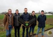 lycée agricole Yvetot jeunes BTSA drones PIC