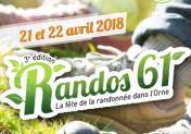 Randos 61 - L'Orne fête la randonnée 2018