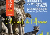 Journées du patrimoine de pays et des moulins 2018