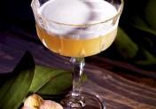 Cocktail : Lune d'été Calvados vanille