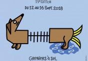 """Honfleur accueille """"Estuaire d'en Rire"""", festival d'humour 2018"""