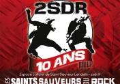 Festival Les Saints Sauveurs du Rock 2018 Lendelin Manche Normandie