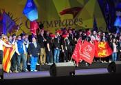 Le palmarès des Finales Nationales des 45e Olympiades des Métiers