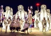 Remue Ménage : les parades lumineuses parcourent la Normandie