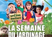 La semaine du jardinage pour les écoles