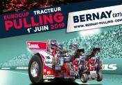 Eurocup Tracteur Pulling à Bernay 2019 Eure Normandie