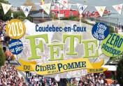 Fête du Cidre et de la Pomme 2019 à Caudebec-en-Caux