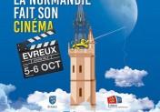 A Evreux, les Fêtes Normandes se font un film