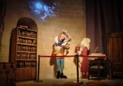 La Belle et la Bete au chateau de Falaise jusqu'au 5 Janvier 2020