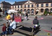 A Tôtes (76), une résidence d'architectes lance un marché et des idées pour l'avenir du centre-bourg du Pays de Caux