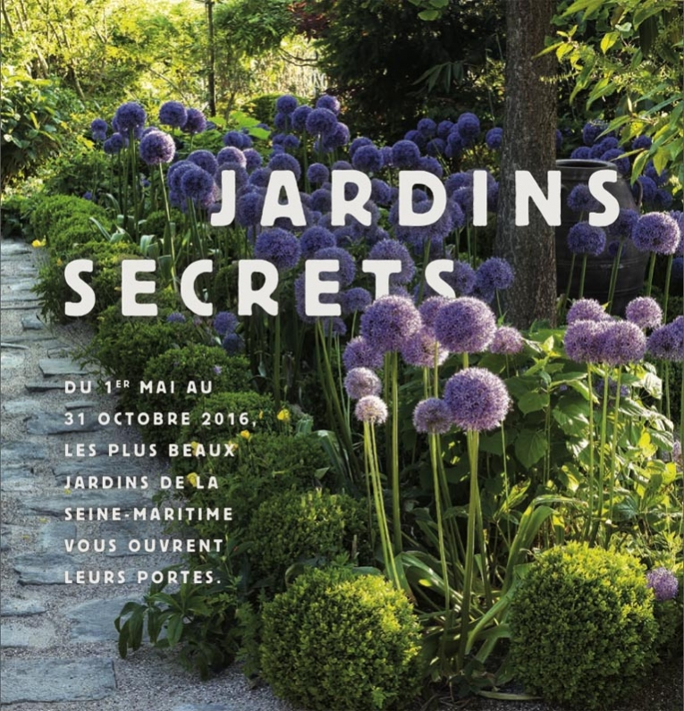 Jardins secrets en seine maritime agri culture for Jardin secret des hansen