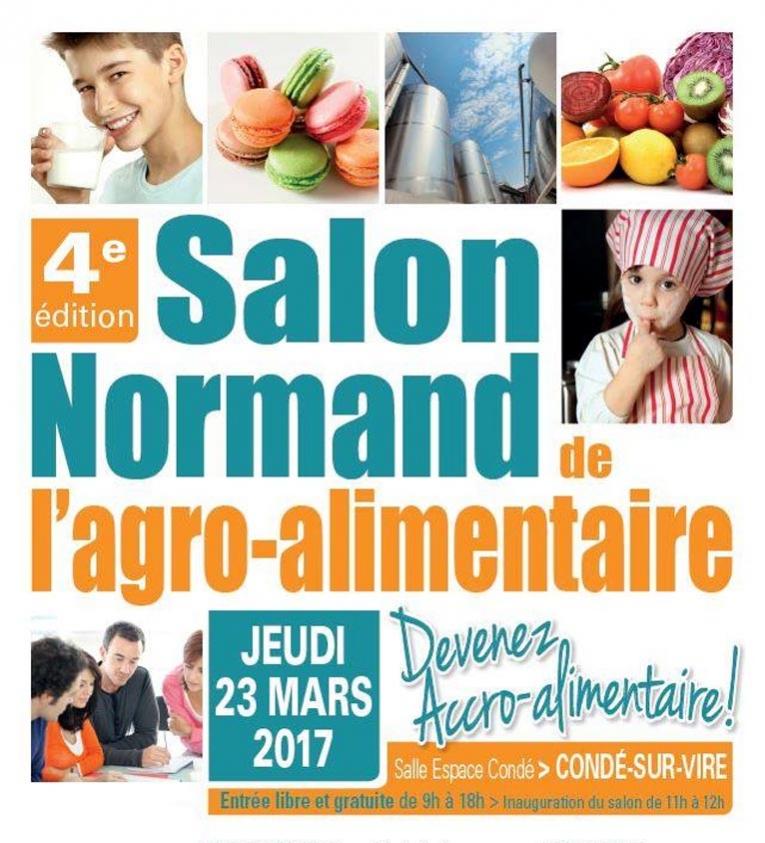 4 me salon normand de l 39 agro alimentaire agri culture - Salon agroalimentaire ...