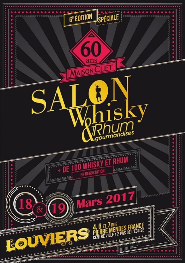 Salon whisky rhum gourmandises louviers agri culture for Salon du rhum