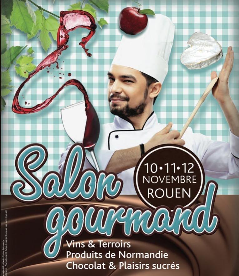 Rouen le salon gourmand ouvre ses portes agri culture for Salon du chiot rouen