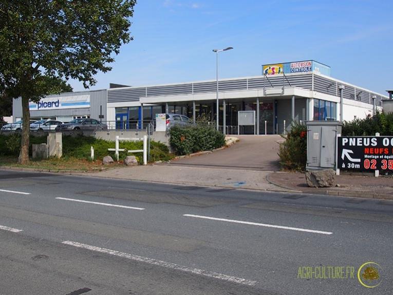 Biocoop s\'installe dans l\'ancien magasin Lidl au Grand ...