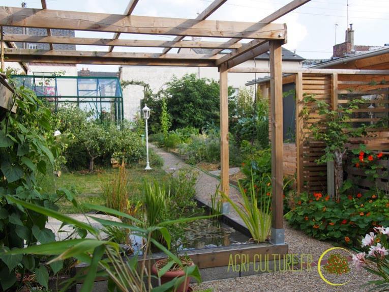 permaculture 1 le jardin urbain de joseph - Jardin Permaculture